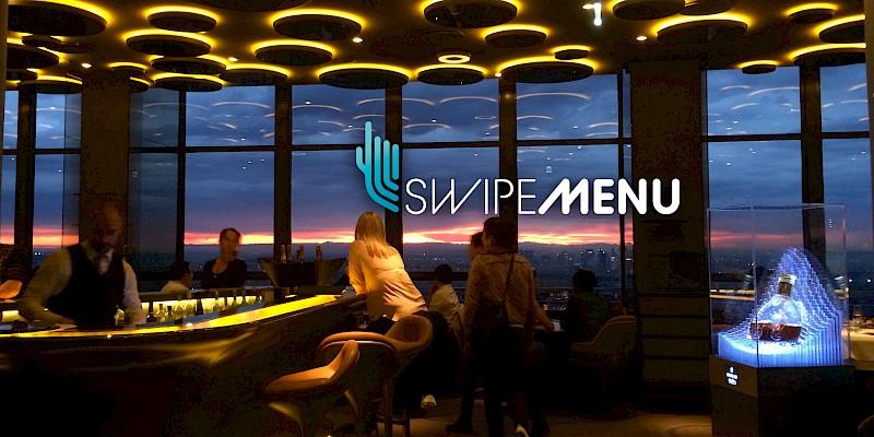 SwipeMenu - Il Menù digitale con accesso tramite QRcode, sicuro e personalizzato